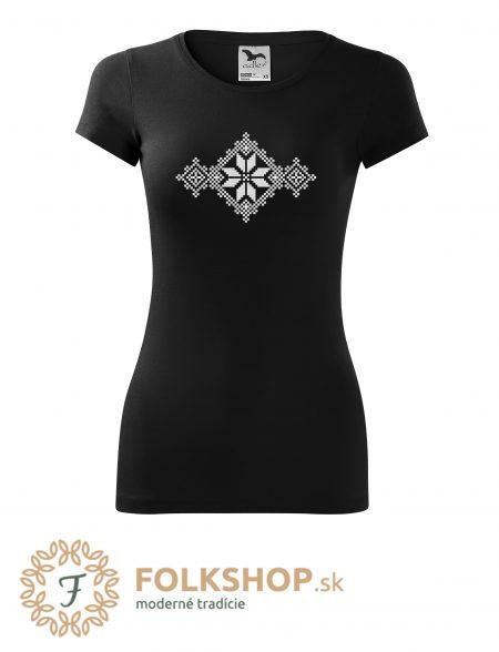 dámske folklorne tričko
