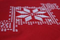 Tričko s ľudovou výšivkou od Folkshop.sk - vzor20