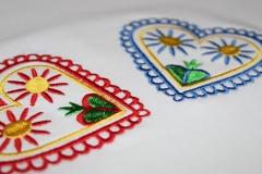 Tričko s ľudovou výšivkou od Folkshop.sk