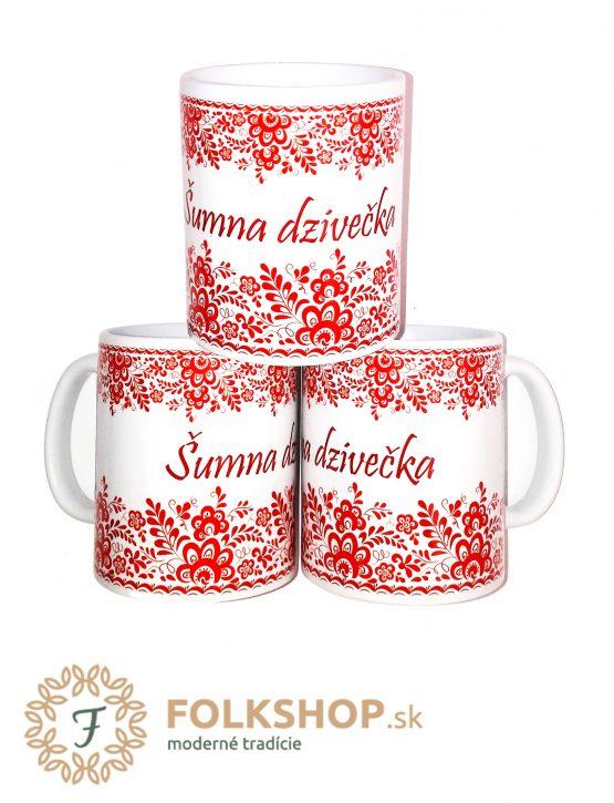 Hrnček_šumna_dzivečka