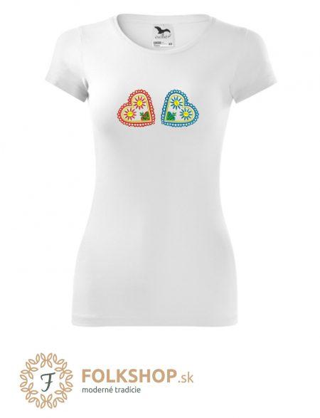 Dámske tričko - variant 2