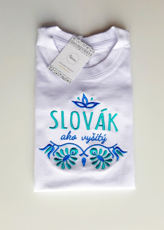 Detské-tričko---Slovák-ako-vyšitý