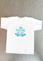 Detské-tričko---Slovák-ako-vyšitý,-celé-tričko