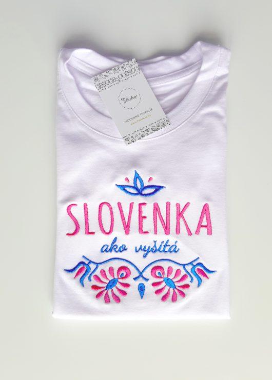 Detské-tričko---Slovenka-ako-vyšitá