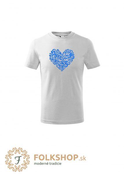 Detské-tričko-biele-+-modrý-vzor-17
