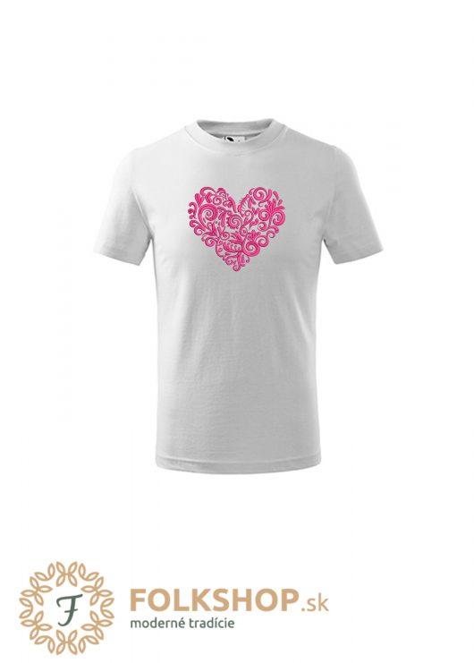 Detské-tričko-biele-+-ružový-vzor-17