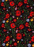 látka--čierna-+-kvetiny